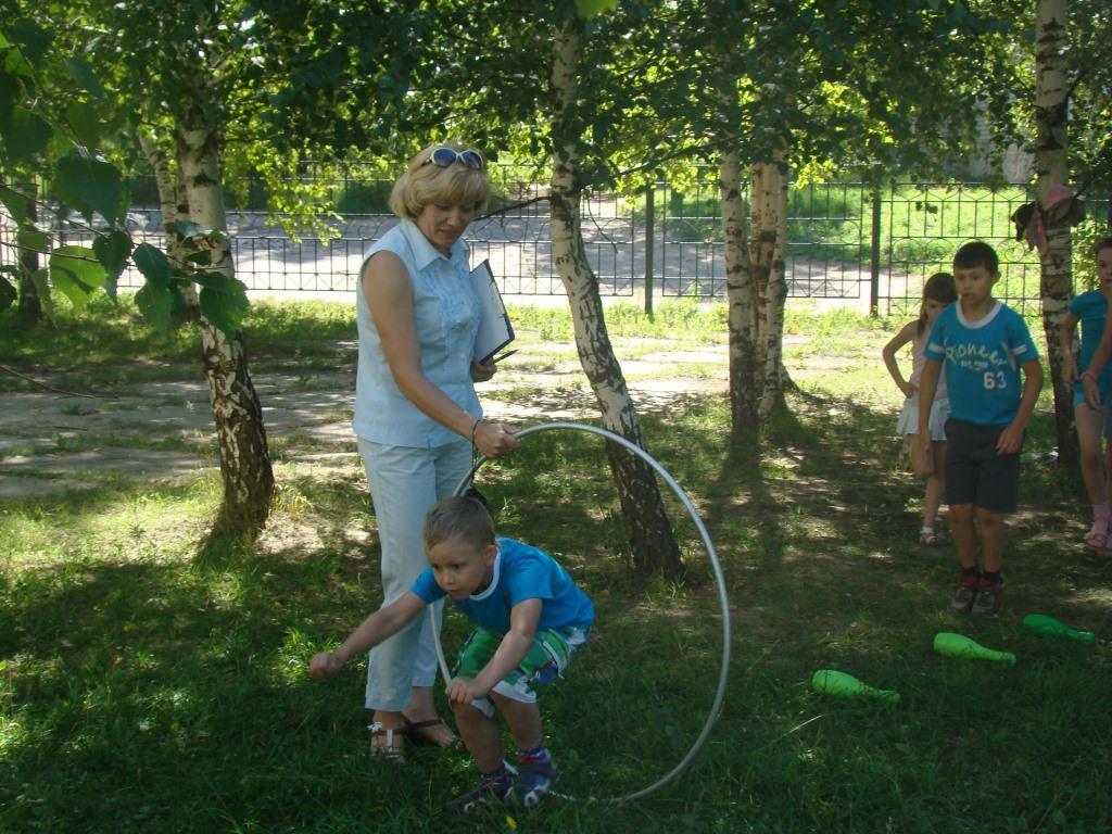 летний лагерь знакомство с детьми