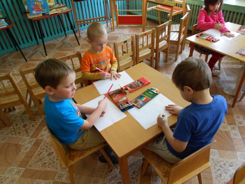знакомство детей с художниками иллюстраторами